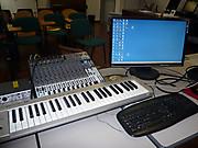Aula informatica per strumentisti e cantanti