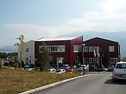 La sede del Casella in Via Savini